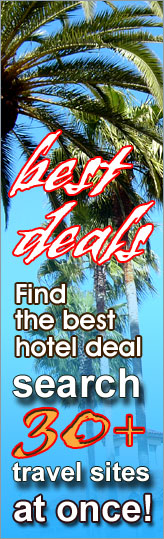 Best Hotel Deals in United States and around the World - Find the best hotel deal, search over 30 travel sites at once