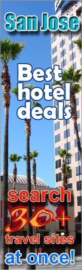 Best Hotel Deals in San Jose, California - search over 30 travel sites at once