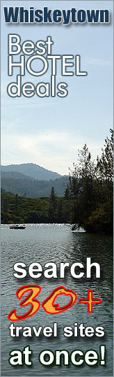 Best Hotel Deals in Whiskeytown, California - search over 30 travel sites at once