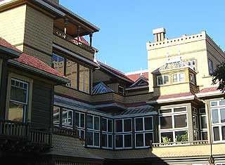 Winchester Mystery House - Mansion
